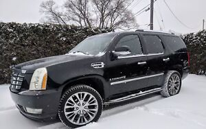 2007 Cadillac Escalade Signature-Safetied, AWD