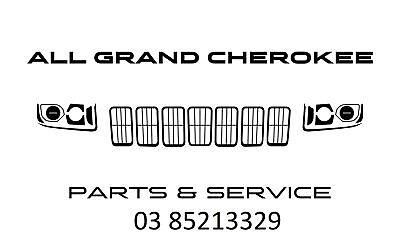 All Grand Cherokee