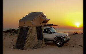 Mitsubishi Pajero 4x4 Backpacker Travel Car Rooftoptent Annandale Leichhardt Area Preview