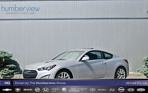 2014 Hyundai Genesis Coupe 2.0T NAVI|SUNROOF|LEATHER|REAR CAM