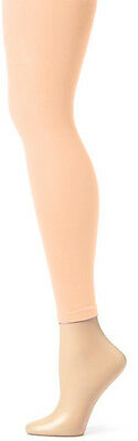 Butterfly Girls' Solid Colored Seamless Dance / Costume Opaque Footless Tights