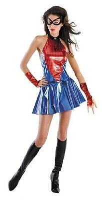 irl Deluxe Buchse Erwachsene Kostüm Marvel Comics Größe 4-6 (Marvel Comics Kostüme)