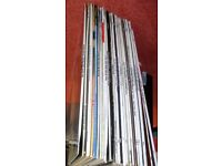 SMALL COLLECTION OF EASY LISTENING LP'S LESS THAN £1.00 EACH