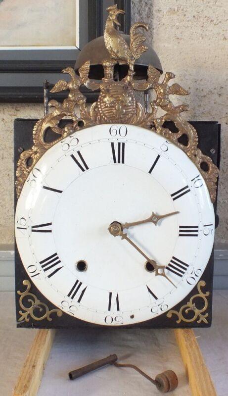 Movement 18 #Pendulum Comtoise Clock
