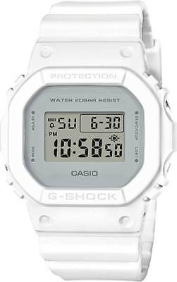 Casio G-Shock Classic White Limited Edition Watch DW5600CU-7 for sale  USA