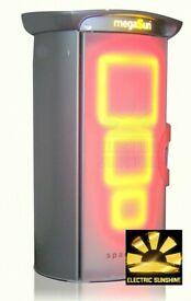 Megasun Space 2000 (4 Seasons sunbed) (UK- stock)- INSTALATION DELIVERY TUBES