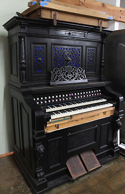 Schiedmayer Church Harmonium Kunst Art Harmonium Organ, Catalog Mustel Celesta