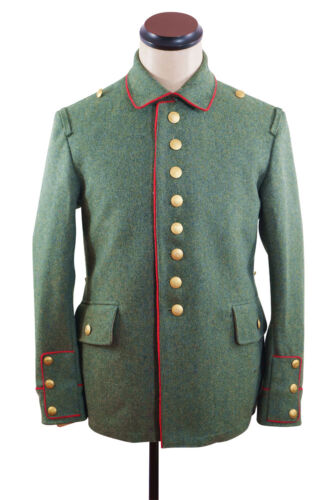 WWI German M1907/M1910 field grey wool tunic I