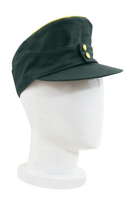 WWII German M43 heer General summer HBT Field Cap reed green size: M ONLY for sale  China