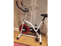AS NEW Exercise Bike