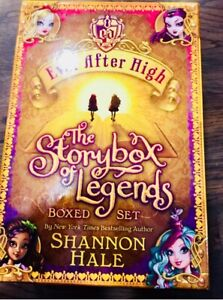 Kids Book Set- Ever After High Hardcovers