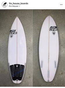 DG Surfboards Cheeky Monkey Model 5'9 Burleigh Heads Gold Coast South Preview