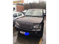 Range Rover Sport Hse 2.7 Diesel *£9000*