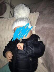 Baby moncler coat