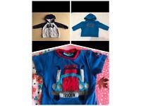 Boys clothing bundle
