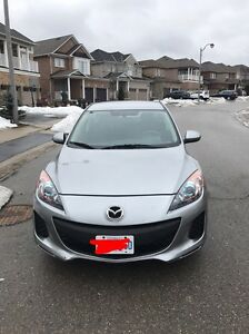 2012 Mazda 3 - will come certified!