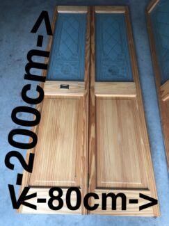 Bi-Folding doors  $60 each