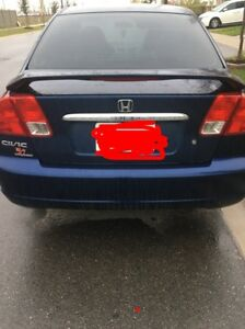2005 Honda Civic 30th Anniversary Addition