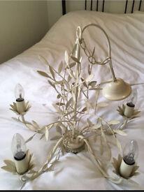 Laura Ashley Aneela 5 arm chandelier