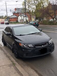 Blacked Out Koup!