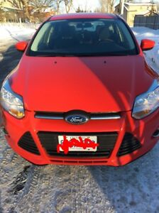 2012 Ford Focus se Hatchback AS IS