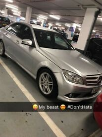 Mercedes c200 amg make an offer