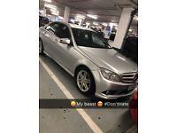 Mercedes c200 amg make an offer