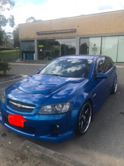 Wanted: Holden commodore VE SSV 2010