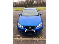 SEAT IBIZA SPORTRIDER 1.4 (2011) Immaculate condition.