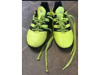 Adidas Astro Trainers size 3