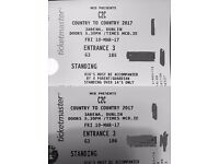 Country to country tickets Dublin