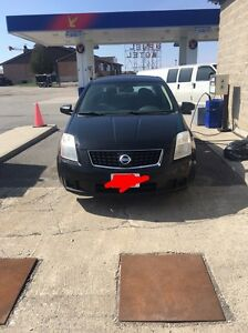 Nissan Sentra 2008 Certified and E-Test Valid