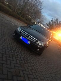 Mercedes c220 cdi sport PANARAMIC ROOF LOW MILES