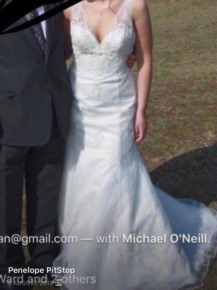 Designer Wedding Dress In Oldbury West Midlands Gumtree