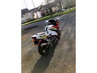 Honda CBR 600 F Mot'd Fully Running not Yamaha Kawasaki 650 Suzuki enduro