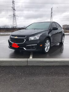 2015 Chevrolet Cruze RS 2LT