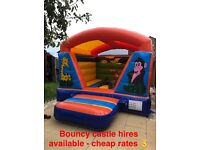 Children's Bouncy Castle Hire