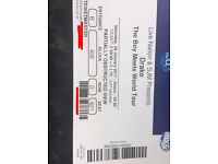 Drake O2 Arena Ticket, 20th March, Seated, Block 408