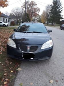Pontiac G6 - LOOKING TO SELL ASAP $2200 OBO
