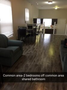 GROUP FEMALES- 4bdrm home-4 rms avail.