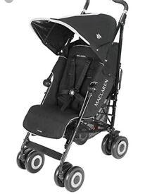 McLaren Techno XT stroller