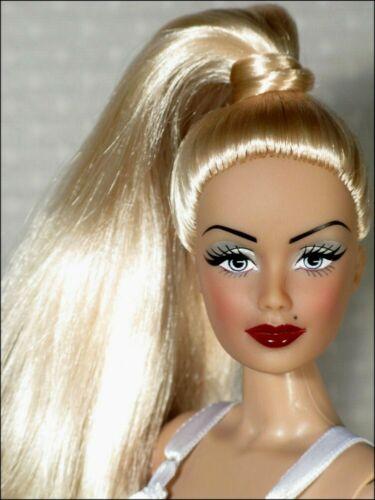 "CANDI 16"" NUDE Fashion Doll Twist & Turn Waist 102 BLONDE HAIR NEW in baggie"