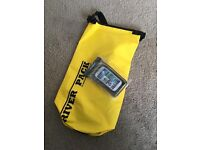 10L River Pack and waterproof bag