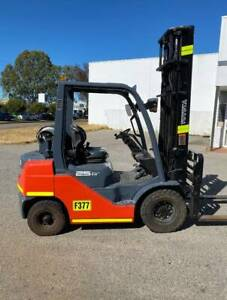 Toyota 32-8FG25 2.5T Forklift Bassendean Bassendean Area Preview
