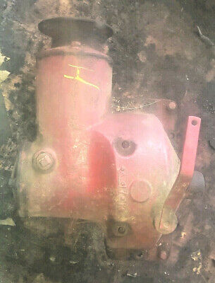 Farmall H Tractor Early Sh Hv Tractor Original Ihc Flat Belt Pulley Drive Bolts