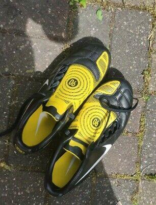 *RARE* Nike Total 90 Shoot II SG Football boots Mens Size Uk 10