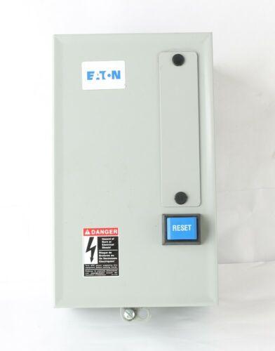 New ECX09C1EAA-JS29 Eaton Electrical Enclosed Motor Starter