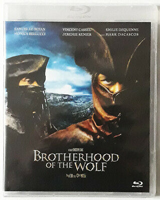 Brotherhood of the Wolf (2001 - Christophe Gans, Samuel Le Bihan) Blu-ray