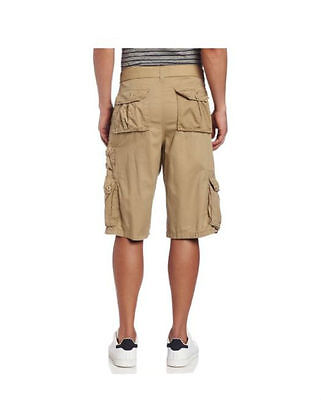 mens fine twill cargo shorts sp collection
