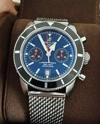 Breitling, Superocean, Heritage, Limited Edition, 70/1000, A23320 - with Box